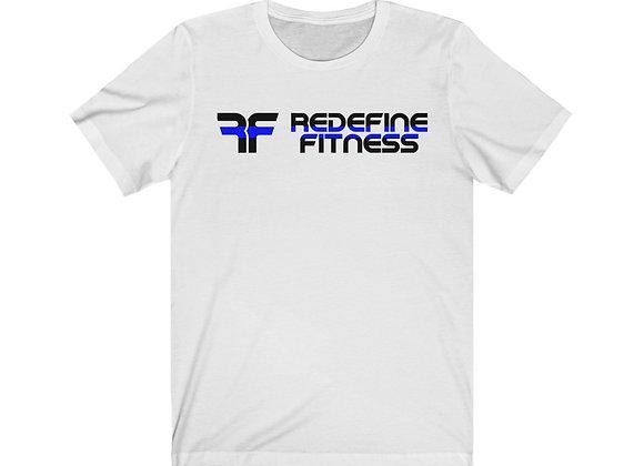 RF Thin Blue Line Unisex Jersey Short Sleeve Tee