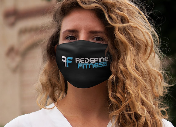 Redefine Snug-Fit Polyester Face Mask