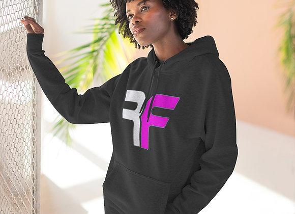 Redefine Pink Unisex Premium Pullover Hoodie