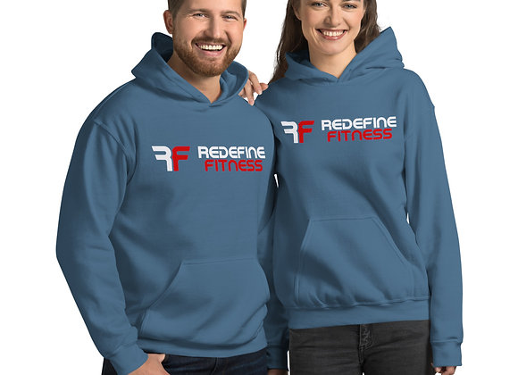 Redefine Red Unisex Hoodie