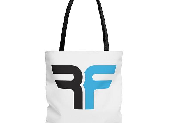 RF AOP Tote Bag