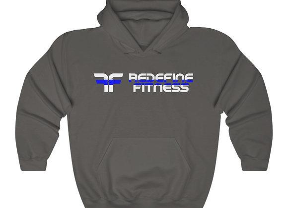 Thin Blue Line Unisex Heavy Blend™ Hooded Sweatshirt