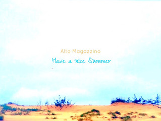 Have a nice Summer!