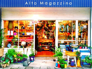 Alto Magazzinoがオープンして8ヶ月がたちます。
