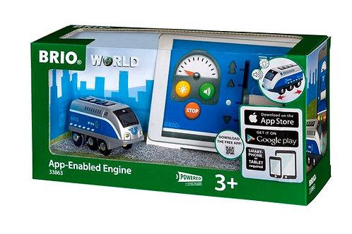 BRIO B/O - App Enabled Engine