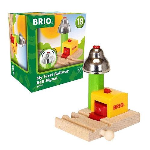 BRIO My First - My First Light Up Bell Signal