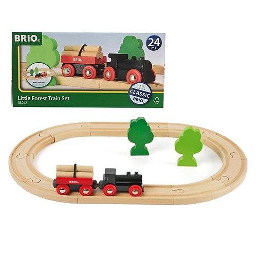 BRIO Track - Little Forest Train
