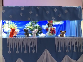 """""""КУКЛЯНДИЯ"""" встречает Новый год"""