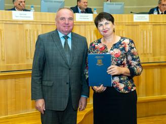 Благоустройство территории Комплексного центра признано одним из лучших в Омской области среди учреж