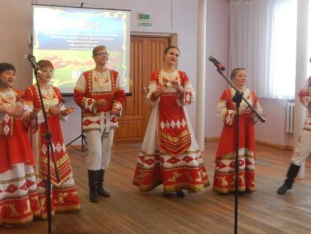 Торжество по случаю 30-летия Всероссийского общества инвалидов
