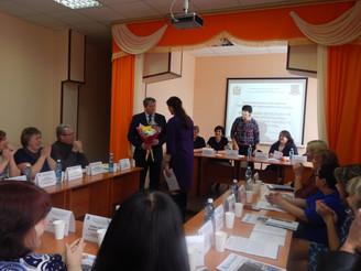 Зональный семинар Южной территориальной зоны КЦСОН