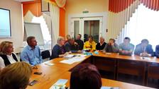 Шербакульцы разрабатывают механизмы развития социальных инициатив