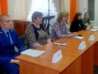 День правовой помощи особым семьям в Шербакульском районе