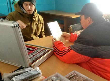 Акция «Доступная проверка зрения» в Шербакульском районе