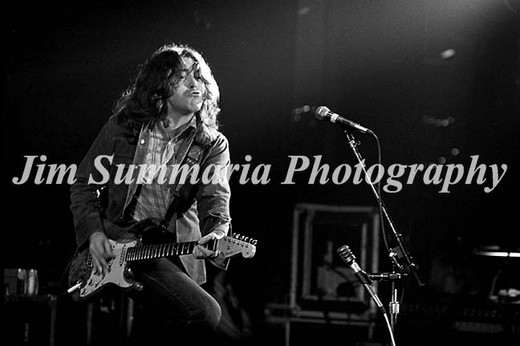 Rory Gallagher, 1974
