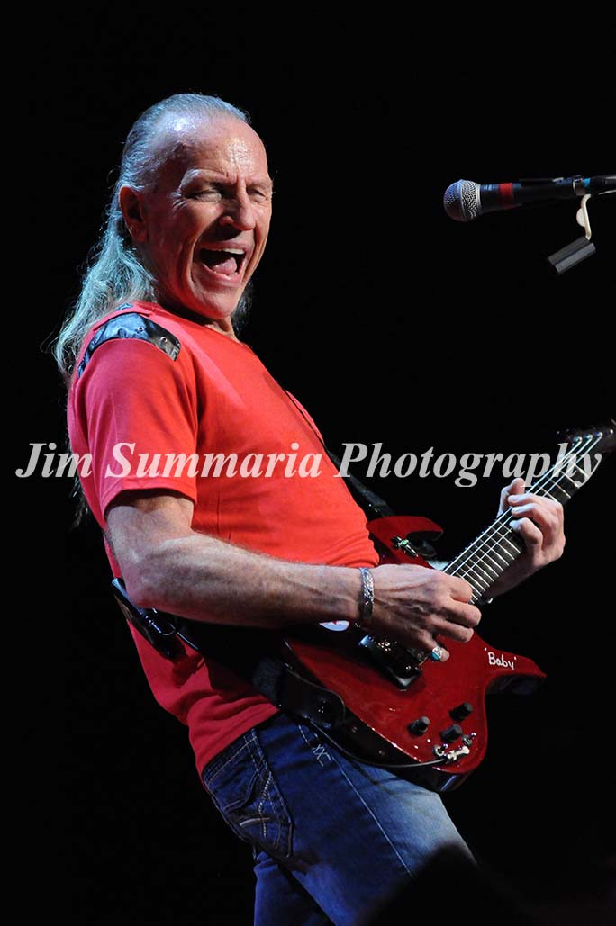 Mark Farner, Grand Funk Railroad, 2017