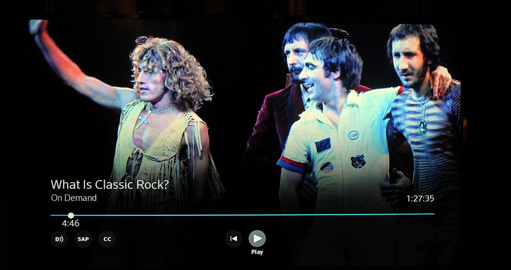What Is Classic Rock, Documentary, The Who