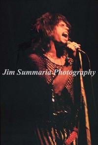 Steven Tyler, Aerosmith, 1973