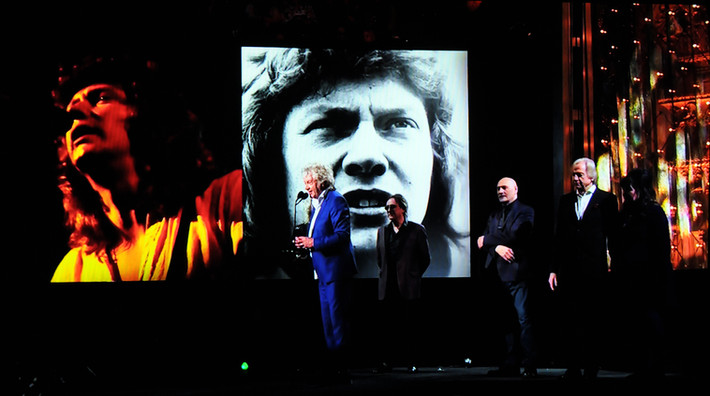 Rock & Roll Hall of Fame, Moody Blues, 2018