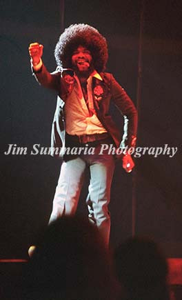 Billy Preston, 1975