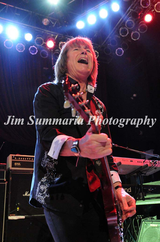 Paul Raymond, UFO and Savoy Brown, 2011