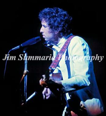 Bob Dylan, 1974