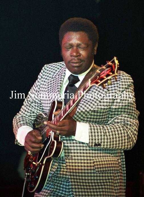 BB King, 1973