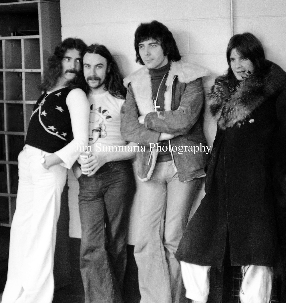Black Sabbath, 1974