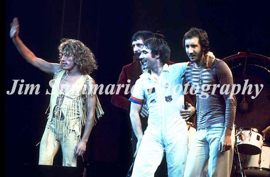 The Who, 1975