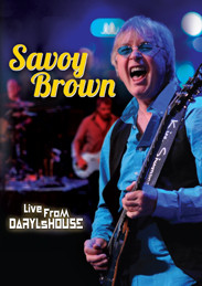 DVD, Savoy Brown Live From Daryls House