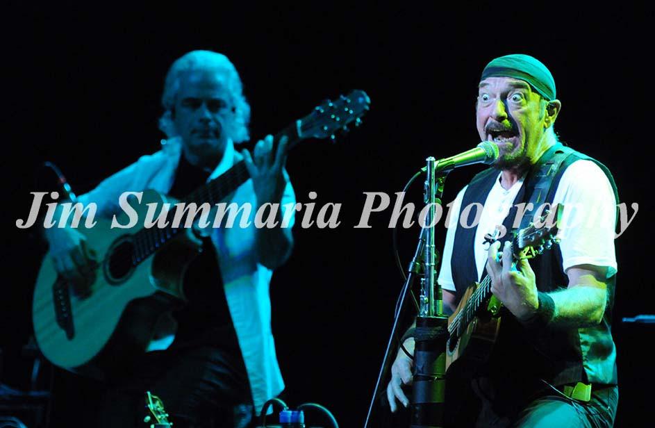 Ian Anderson, Jethro Tull, 2009
