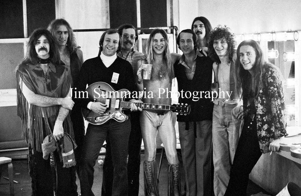 Black Oak Arkansas, 1973