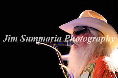 Leon Russell, 2012