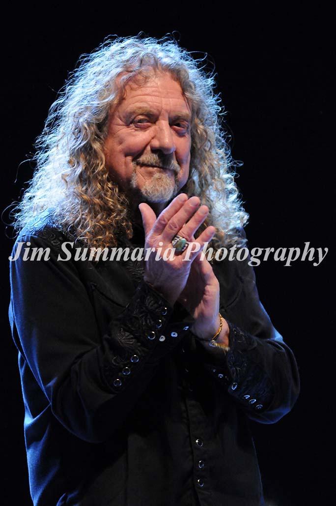 Robert Plant, Led Zeppelin, 2016