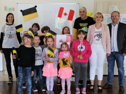 Goście z Kanady w DEJA CSB