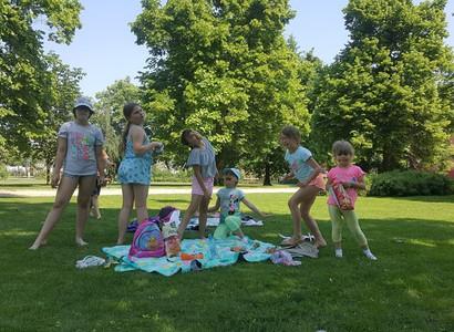 Piknikowy czas w DEJA CSB