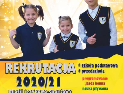 Zapraszamy na rok szkolny 2020-2021