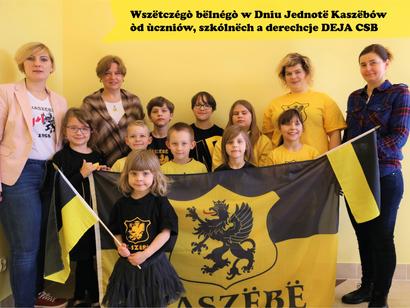 Wszëtczégò bëlnégò w Dniu Jednotë Kaszëbów