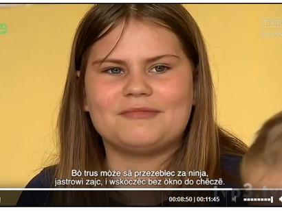 """""""Farwë Kaszëb"""" - odcinek z naszymi uczniami"""