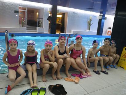 Nauka pływania - cotygodniowe zajęcia w DEJA CSB