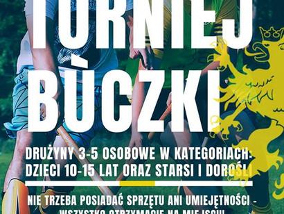 Turniej Bùczki - zapraszamy do udziału