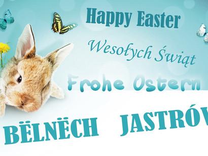 Jastrowé żëczbë / Wielkanocne życzenia