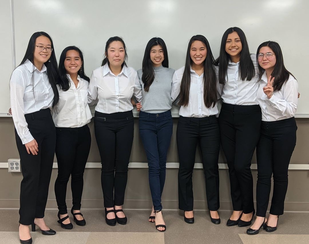 Spring 2020 Sigma Class