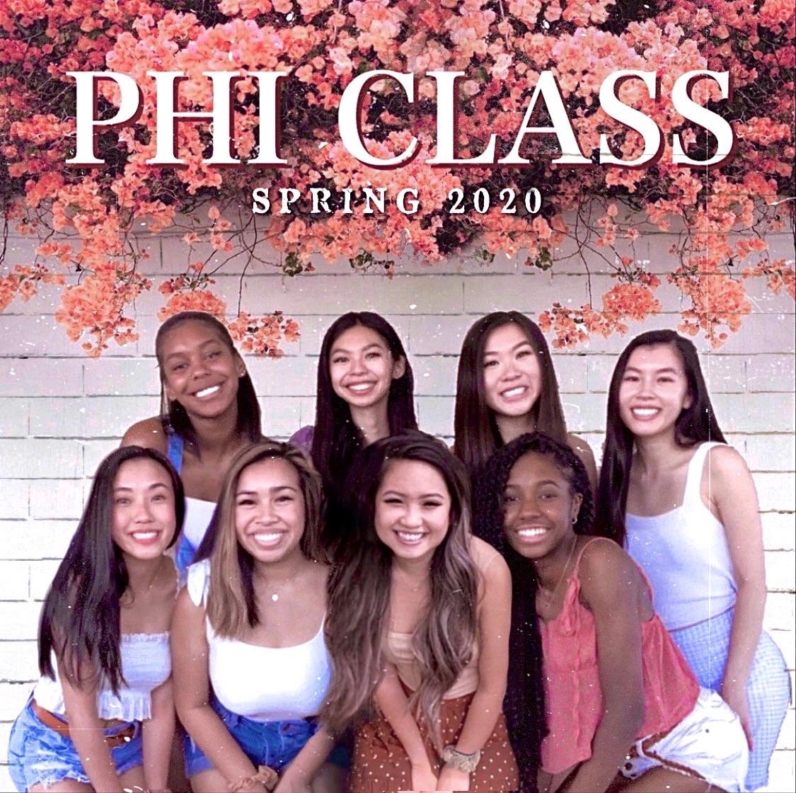 Spring 2020 Phi Class