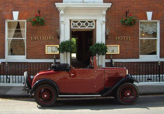 The Eastbury Hotel, Sherborne
