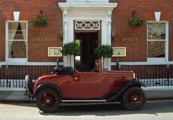 The Eastbury Hotel, Sherborne