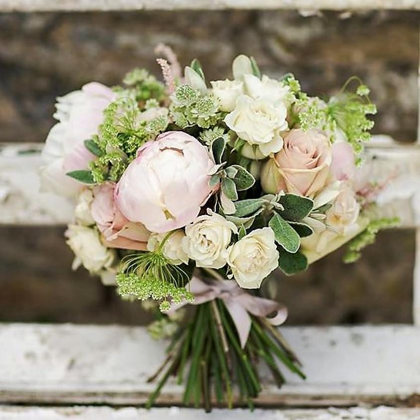 Wedding Workshop - Handtied Bouquets