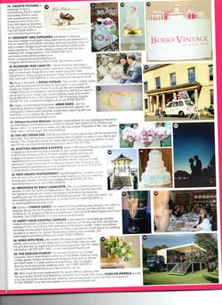 Conde Nast Brides Magazine