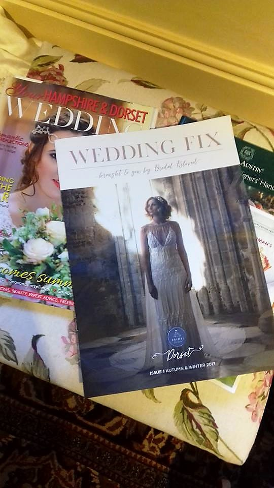 Wedding Fix Magazine