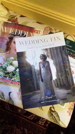 Wedding Fix Magazine